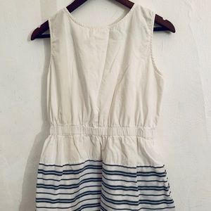 Gap sleeveless dress size:small petite